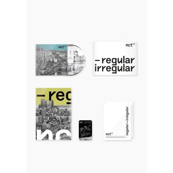 【2種セット】【全曲和訳】NCT 127 Regular-Irregular 1ST ALBUM NCT # 127 正規 1集【レビューで生写真5枚】【送料無料】|shop-11|02