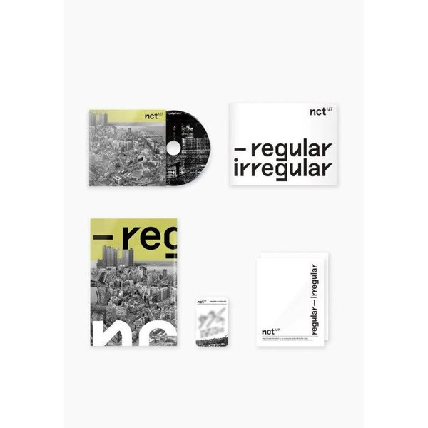 【2種セット】【全曲和訳】NCT 127 Regular-Irregular 1ST ALBUM NCT # 127 正規 1集【レビューで生写真5枚】【送料無料】|shop-11|03