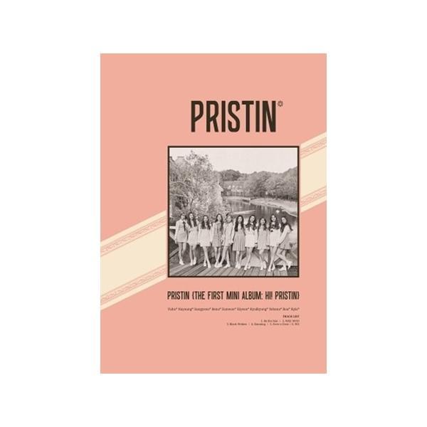 PRISTIN - HI! PRISTIN 1ST MINI ALBUM プリスティン 1集ミニアルバム【安心国内発送】|shop-11