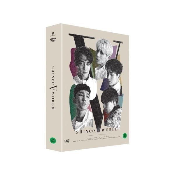 【ALL|日本語字幕】SHINEE WORLD V IN SEOUL DVD シャイニー ワールド 5 【JONG HYUN出演|先着ポスター|レビューで生写真5枚|送料無料】|shop-11