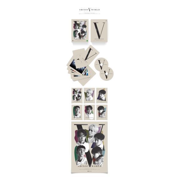 【ALL|日本語字幕】SHINEE WORLD V IN SEOUL DVD シャイニー ワールド 5 【JONG HYUN出演|先着ポスター|レビューで生写真5枚|送料無料】|shop-11|02