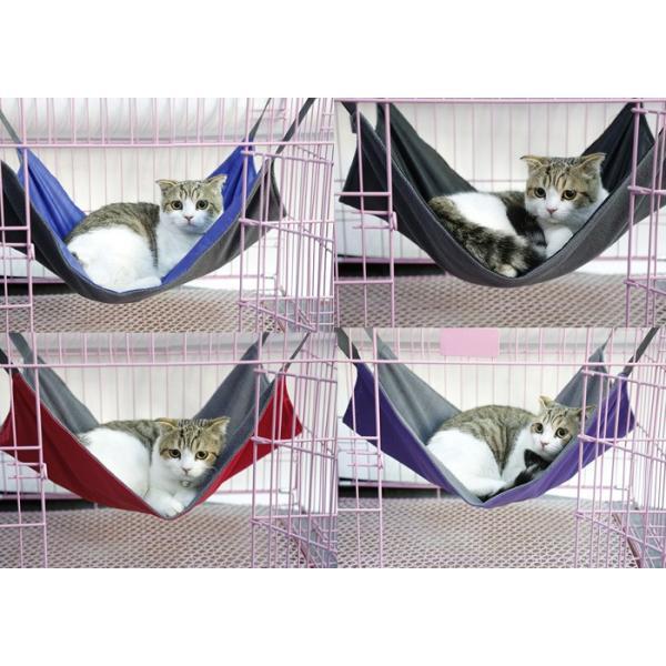 ペット用 年中使える リバーシブル ハンモック 夏 冬 兼用 Sサイズ Lサイズ ベッド 猫 小型犬 小動物 ゆうパケットで送料無料 ALW-CATBED-002|shop-always|05