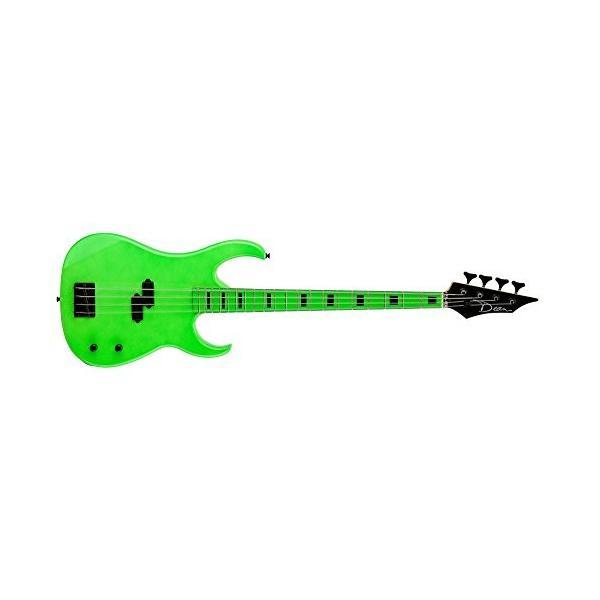 ディーンDean Custom Zone Bass, Nuclear Green|shop-angelica