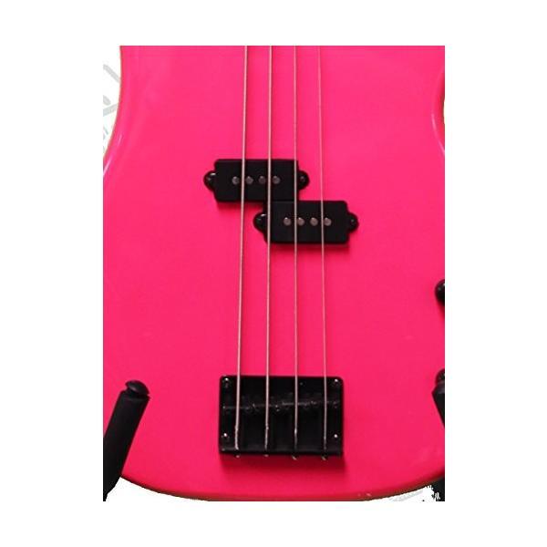 ディーンDean Custom Zone Bass, Flourecent Pink|shop-angelica|03