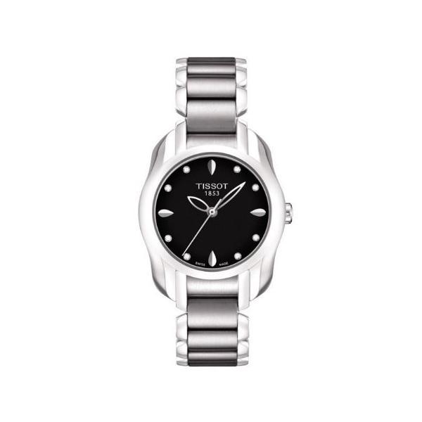 当店1年保証 ティソLadies'Watch XS Analogue Quartz Stainless Steel T023,210,11,056,00