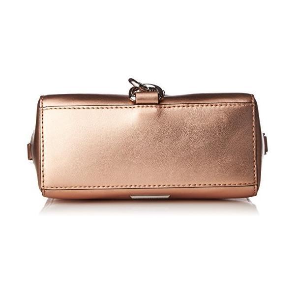 レベッカミンコフRebecca Minkoff Metallic MAB Camera Bag, Rose Gold