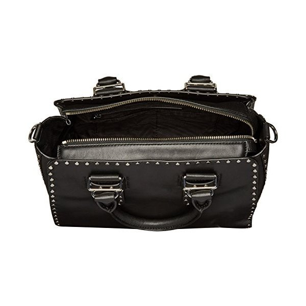 レベッカミンコフRebecca Minkoff Midnighter Medium Satchel, Black