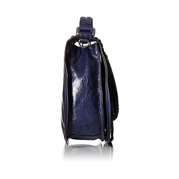 レベッカミンコフRebecca Minkoff Vanity Saddle Bag, Moon