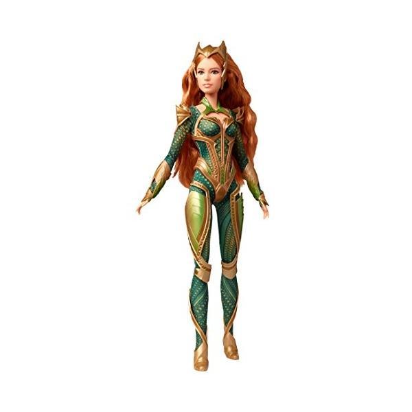 バービーBarbie Justice League Mera Figure|shop-angelica