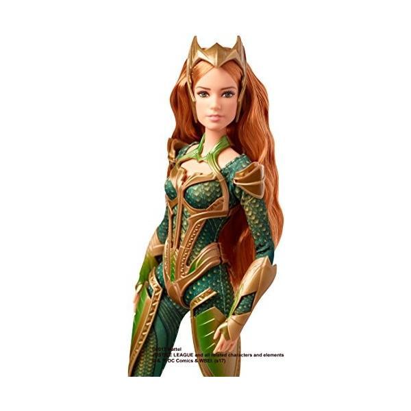 バービーBarbie Justice League Mera Figure|shop-angelica|03
