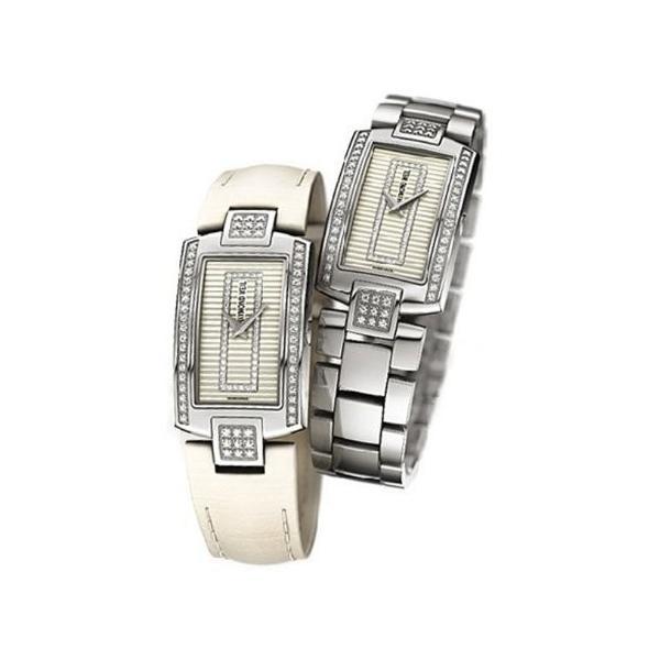 当店1年保証 レイモンドウィルRaymond Weil Women's Quartz Watch with Beige Dial Analogue Display and Silver Stainless