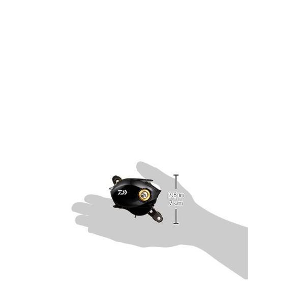 リールDaiwa. MORETHAN PE SV8.1L-TW. Left handle.