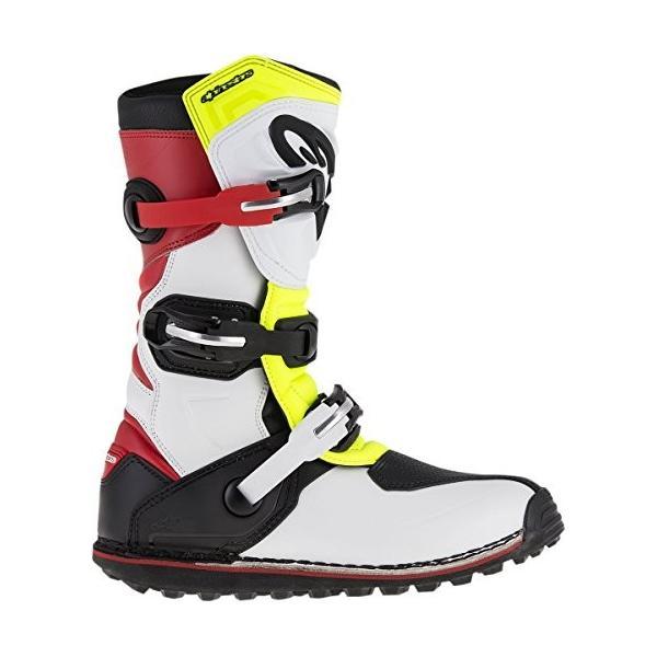 Brown, Size 8 Alpinestars Mens Tech T Boots