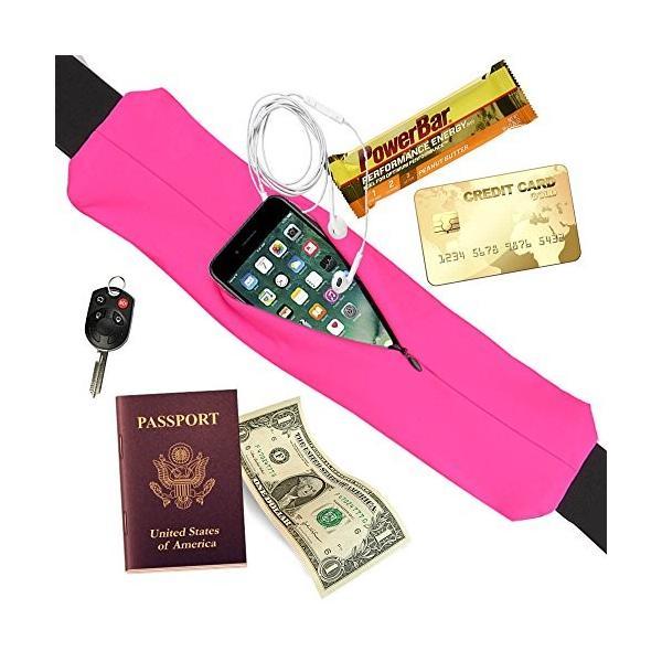 海外正規品GEARWEAR Running Belt Workout Waist Bag Pack for iPhone 7 X 8 6 Plus Man Woman/Lightweight Phone Runners Belt for W|shop-angelica|03