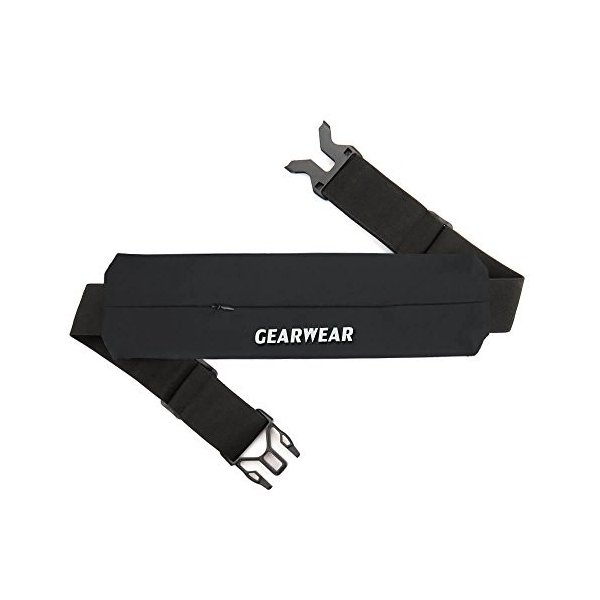 海外正規品GEARWEAR Running Belt Workout Waist Bag Pack for iPhone 7 X 8 6 Plus Man Woman/Lightweight Phone Runners Belt for W|shop-angelica|07