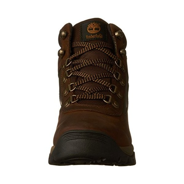 ティンバーランドTimberland Women's Keele Ridge WP Leather Mid Winter Boot, Medium Brown Connection Full Grain, 6.5 M US