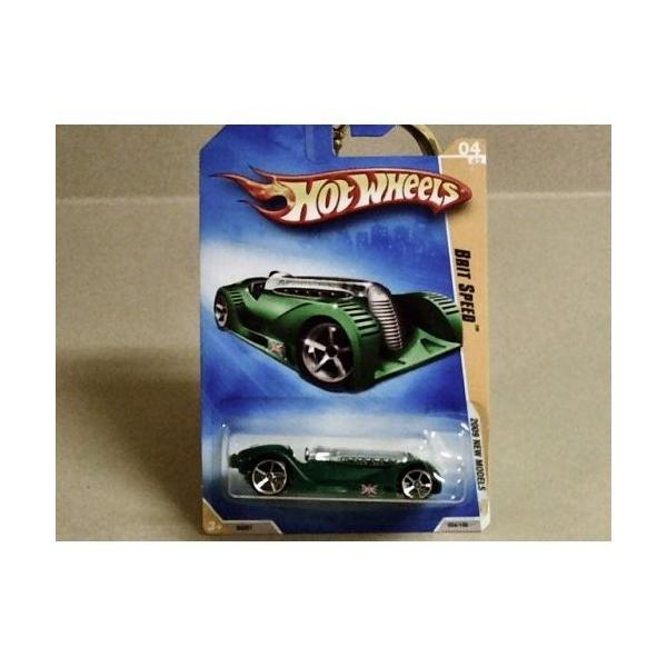 ホットウィールHot Wheels 2009 New Models BRIT SPEED 004/190 1:64 Scale|shop-angelica