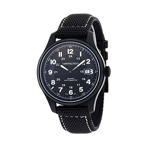 腕時計HAMILTON Khaki Field Titanium H70575733 Men's [regular imported goods]|shop-angelica|01