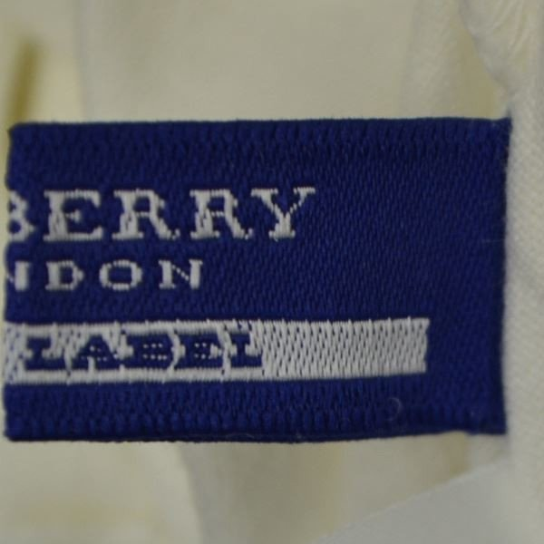BURBERRY BLUE LABEL / バーバリーブルーレーベル  半袖Tシャツ/ホワイト/サイズ38/オシャレ/カワイイ/夏物 レディース 中古|shop-archery|06