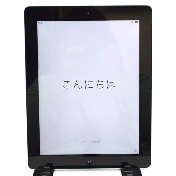 iPad 3 Wi-Fi 16GB ブラック (MC705J/A) 第3世代の画像