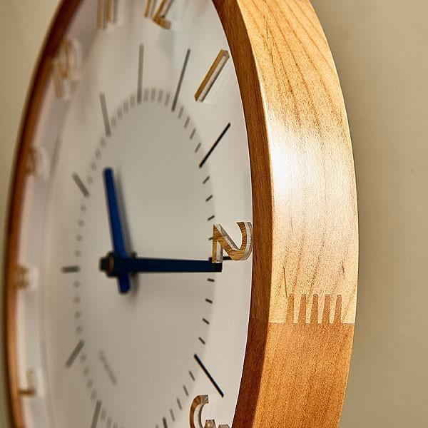 壁掛け電波時計 ウォールクロック Oland オラント cl-3350|shop-askm|04