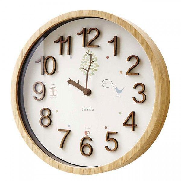 壁掛け電波時計 ウォールクロック Trad トラド cl-9704|shop-askm|02