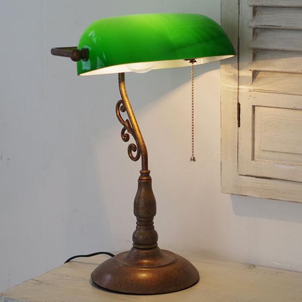 照明器具 ガラス テーブルライト デスクライト アンティーク Esmeralda L エスメラルダ 1灯 オーブ OF-027/1T shop-askm 02