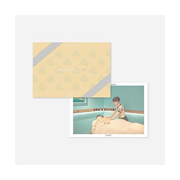 SOWEXPERIENCE(ソウ・エクスペリエンス)体験型カタログギフト個室スパ&エステチケットTOKYO