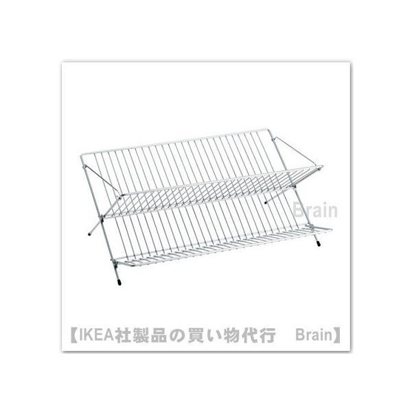 IKEA/イケア KVOT 水切り48×29×23cm 亜鉛メッキ