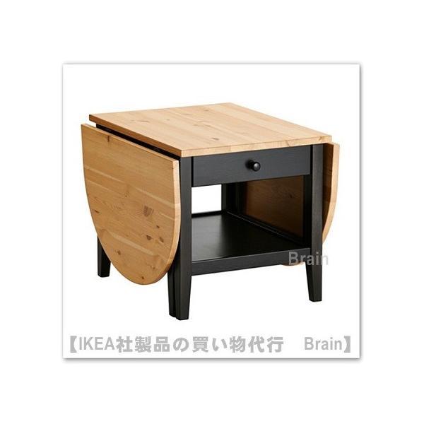 RoomClip商品情報 - IKEA/イケア ARKELSTORP コーヒーテーブル ブラック
