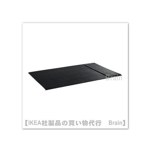 IKEA/イケア RISSLA デスクパッド86x58 cm ブラック