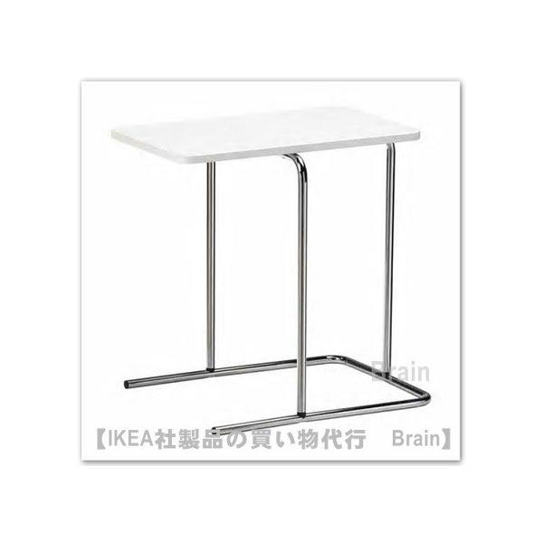 IKEA/イケアRIANサイドテーブルホワイト