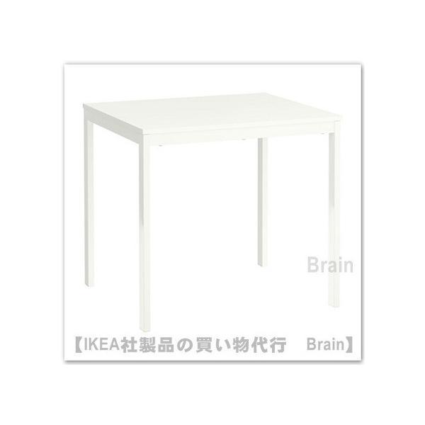 RoomClip商品情報 - IKEA/イケア VANGSTA 伸長式テーブル2〜4人用 ホワイト
