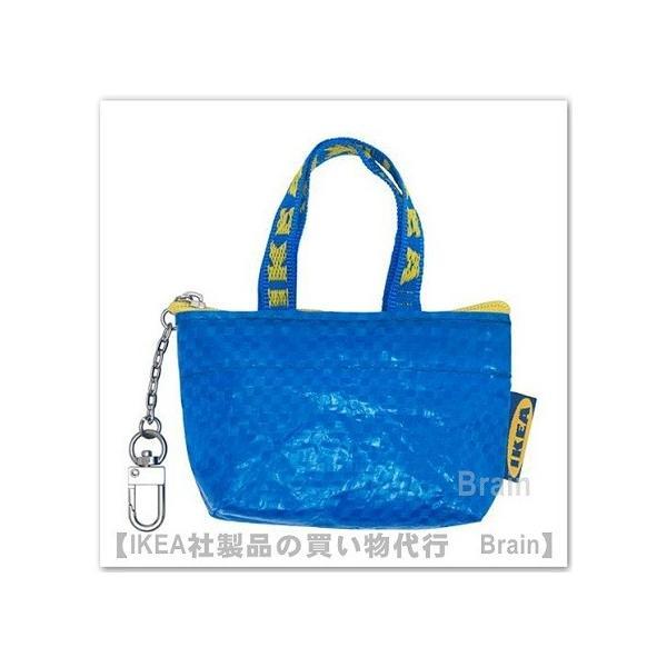 IKEA/イケア KNOLIG バッグ Sサイズ ブルー