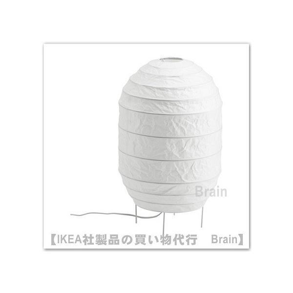 IKEA/イケア STORUMAN フロアランプ55 cm ホワイトの写真