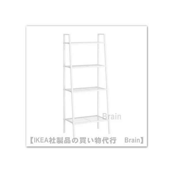 RoomClip商品情報 - IKEA/イケア LERBERG シェルフユニット60x148 cm ホワイト