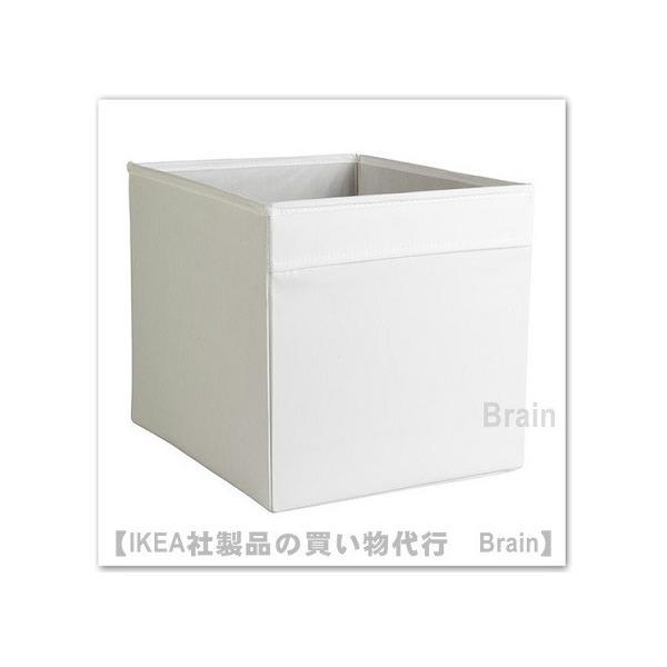 IKEA/イケア DRONA ボックス33x38x33 cm ホワイト