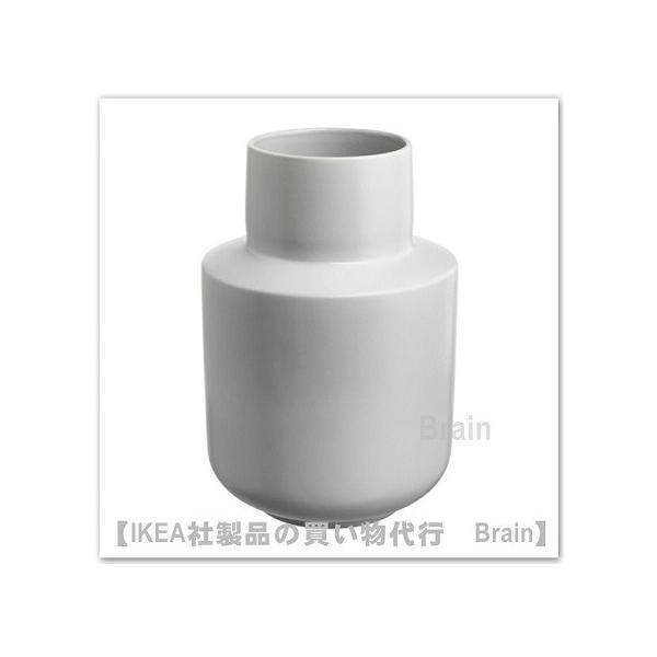 IKEA/イケア GRADVIS 花瓶24 cm グレー