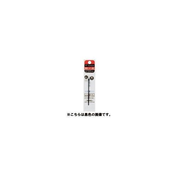 (まとめ)トンボ鉛筆 ボールペン替芯 BR-CL07 緑 5本 〔×6セット〕