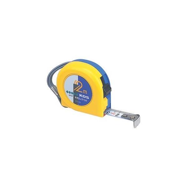 (まとめ) ムラテックKDS ネオロック コンベックス 幅13mm×長さ2m S13-20N 1個 〔×5セット〕