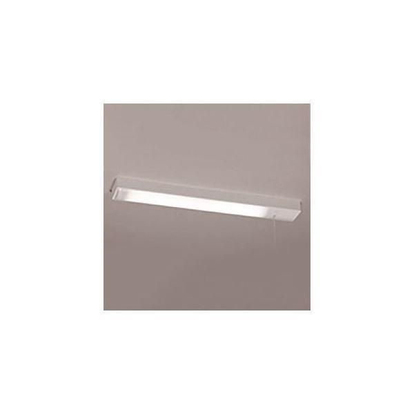 (まとめ)日立 LEDキッチンライト 流し元灯 プルスイッチ式 LFB2002〔×2セット〕