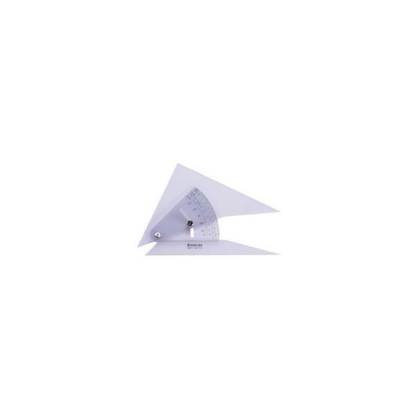 (まとめ) ステッドラー マルス 勾配三角定規 20cm 964 51-8 1個 〔×5セット〕