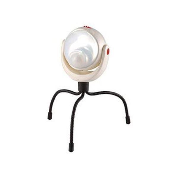 (まとめ)ムサシ ライテックス調色調光LEDどこでもセンサーライト ASL-095 1台〔×3セット〕