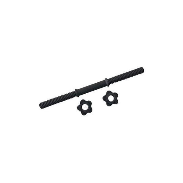 ダンベル用シャフト カラー2個付(28mmバーベル用)