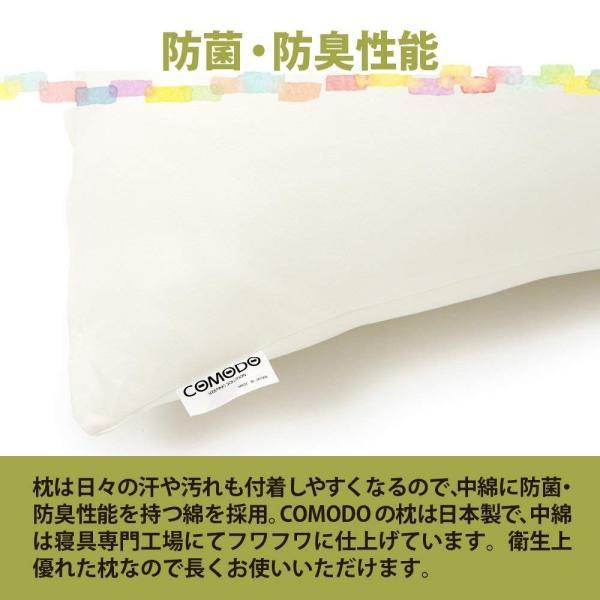 COMODO 寝心地重視の頚椎サポート枕 スタンダードタイプの機能まくら 35×55cm 頚椎安定枕 - COMODOオリジナル 安眠枕 C shop-frontier 06
