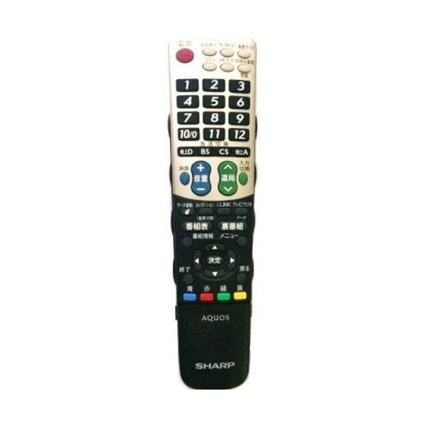 シャープ 液晶テレビ用リモコンGA491WJSAの後継リモコン PRMCGB047WJN5