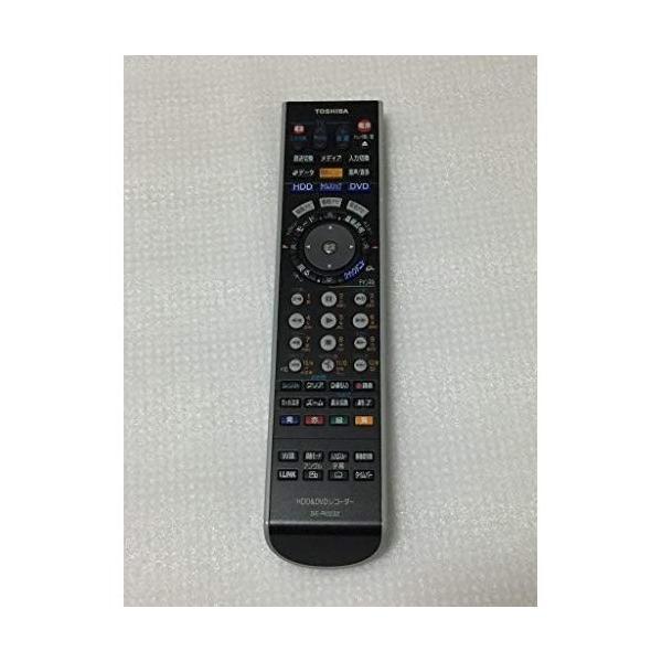 東芝 HDD&DVDレコーダー用リモコン SE-R0232(79101938)