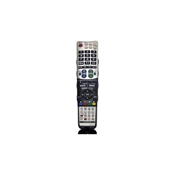 シャープ 液晶テレビ用リモコン RRMCGB047WJNB(0106380429)