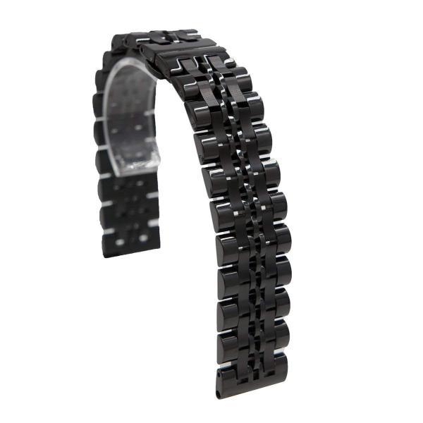 20MM 腕時計バンド pebble Time Round スチールバンド ステンレス製のブレスレット 対応 Samsung Gear S2