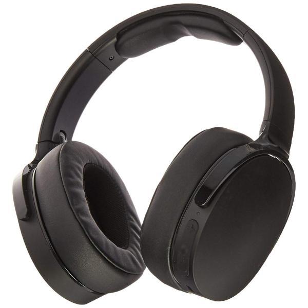 スカルキャンディ Bluetooth ワイヤレスダイナミック密閉型ヘッドホン(ブラック)Skullcandy Hesh 2 Wireless